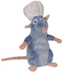 Peluche de Remy de Ratatouille de Disney de 25 cm - Los mejores peluches de Ratatouille - Peluches de Disney