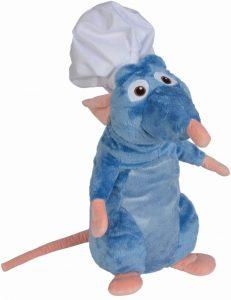 Peluche de Remy de Ratatouille de Disney de 60 cm - Los mejores peluches de Ratatouille - Peluches de Disney