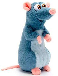 Peluche de Remy de Ratatouille de Plush de 23 cm - Los mejores peluches de Ratatouille - Peluches de Disney