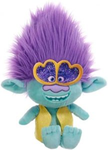Peluche de Retro Branch de 30 cm - Los mejores peluches de Trolls - Peluches de dibujos animados
