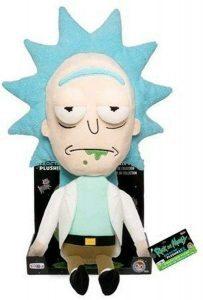 Peluche de Rick de Rick y Morty de 43 cm - Los mejores peluches de Rick y Morty - Peluches de series animadas