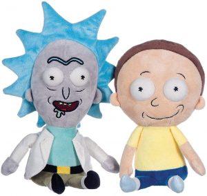 Peluche de Rick y Morty de 25 cm - Los mejores peluches de Rick y Morty - Peluches de series animadas