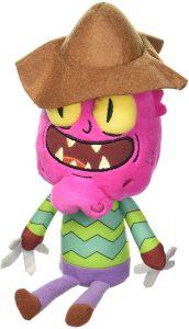 Peluche de Scary Terry de Rick y Morty de 20 cm - Los mejores peluches de Rick y Morty - Peluches de series animadas