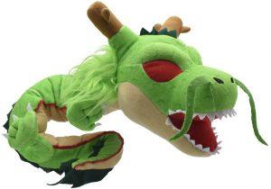 Peluche de Shenron de Dragon Ball Z de 30 cm clásico - Los mejores peluches de Dragon Ball Z - Peluches de Dragon Ball Z