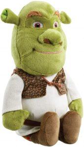 Peluche de Shrek de 25 cm - Los mejores peluches de Shrek - Peluches de películas
