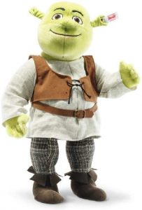 Peluche de Shrek de 42 cm - Los mejores peluches de Shrek - Peluches de películas