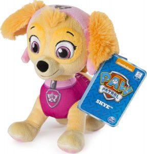 Peluche de Skye de la Patrulla Canina de 20 cm - Los mejores peluches de la Patrulla Canina - Peluches de la Patrulla Canina