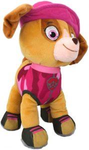 Peluche de Skye de la Patrulla Canina de 28 cm - Los mejores peluches de la Patrulla Canina - Peluches de la Patrulla Canina