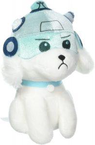 Peluche de Snowball de Rick y Morty de 16 cm - Los mejores peluches de Rick y Morty - Peluches de series animadas