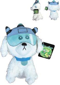 Peluche de Snowball de Rick y Morty de 26 cm - Los mejores peluches de Rick y Morty - Peluches de series animadas