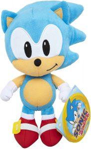 Peluche de Sonic de 17 cm de SEGA - Los mejores peluches de Sonic - Peluches de personajes del erizo SonicPeluche de Sonic de 17 cm de SEGA - Los mejores peluches de Sonic - Peluches de personajes del erizo Sonic