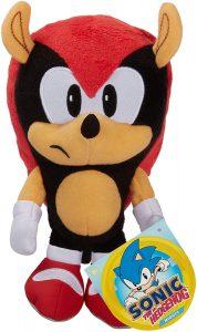 Peluche de Sonic de 18 cm de SEGA - Los mejores peluches de Sonic - Peluches de personajes del erizo Sonic