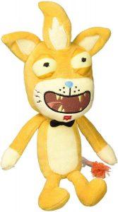 Peluche de Squanchy de Rick y Morty de 21 cm - Los mejores peluches de Rick y Morty - Peluches de series animadas