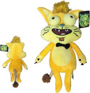 Peluche de Squanchy de Rick y Morty de 40 cm - Los mejores peluches de Rick y Morty - Peluches de series animadas