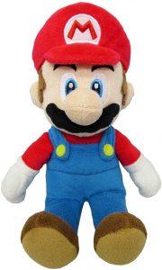 Peluche de Super Mario Bros de 20 cm de Nintendo 2 - Los mejores peluches de Super Mario Bros - Peluches de personaje de Mario