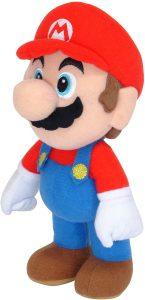 Peluche de Super Mario Bros de 21 cm de Nintendo - Los mejores peluches de Super Mario Bros - Peluches de personaje de Mario