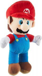 Peluche de Super Mario Bros de 27 cm de Nintendo - Los mejores peluches de Super Mario Bros - Peluches de personaje de Mario