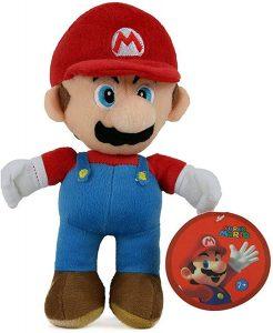 Peluche de Super Mario Bros de 33 cm de Nintendo 2 - Los mejores peluches de Super Mario Bros - Peluches de personaje de Mario