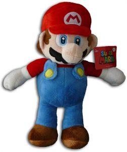 Peluche de Super Mario Bros de 33 cm de Nintendo - Los mejores peluches de Super Mario Bros - Peluches de personaje de Mario