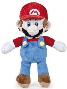 Peluche de Super Mario Bros de 34 cm de Nintendo - Los mejores peluches de Super Mario Bros - Peluches de personaje de Mario