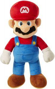 Peluche de Super Mario Bros de 50 cm de Nintendo - Los mejores peluches de Super Mario Bros - Peluches de personaje de Mario