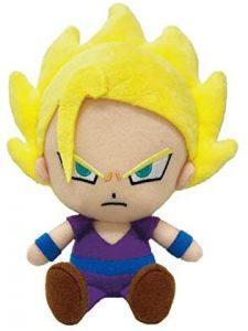 Peluche de Super Saiyan Gohan de Dragon Ball Z de 15 cm - Los mejores peluches de Dragon Ball Z - Peluches de Dragon Ball Z