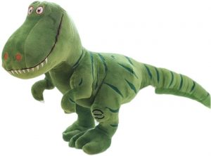 Peluche de T-Rex de 40 cm - Los mejores peluches de Tiranosaurio Rex - Peluches de dinosaurios