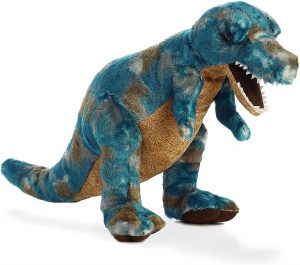 Peluche de T-Rex de Aurora de 30 cm 2 - Los mejores peluches de Tiranosaurio Rex - Peluches de dinosaurios