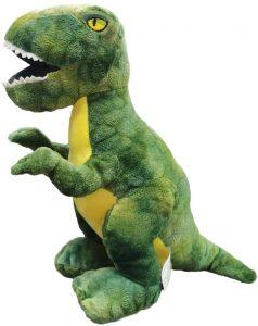 Peluche de T-Rex de Barrado de 30 cm - Los mejores peluches de Tiranosaurio Rex - Peluches de dinosaurios