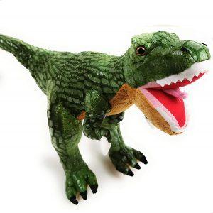 Peluche de T-Rex de Beppe de 30 cm - Los mejores peluches de Tiranosaurio Rex - Peluches de dinosaurios