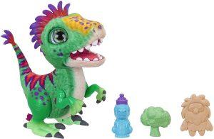 Peluche de T-Rex de Furreal Friends de 35 cm - Los mejores peluches de Tiranosaurio Rex - Peluches de dinosaurios