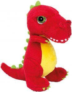 Peluche de T-Rex de Suki Gifts de 15 cm - Los mejores peluches de Tiranosaurio Rex - Peluches de dinosaurios