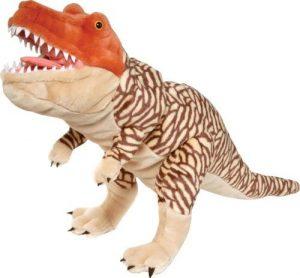 Peluche de T-Rex de Wild Republic de 75 cm - Los mejores peluches de Tiranosaurio Rex - Peluches de dinosaurios