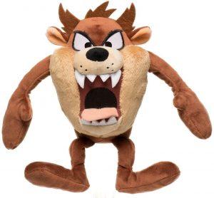 Peluche de Taz de 20 cm - Los mejores peluches de Taz de los Looney Tunes - Peluches de dibujos animados