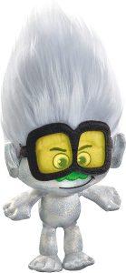 Peluche de Tiny Diamond de 25 cm de Schmidt - Los mejores peluches de Trolls - Peluches de dibujos animados
