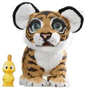 Peluche de Tyler mi tigre jugueton - Los mejores peluches de Furreal Friends - Peluches de animales de Furreal Friends