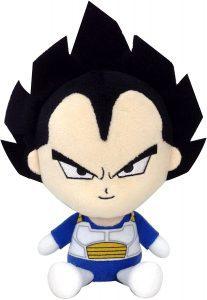 Peluche de Vegeta de 18 cm - Los mejores peluches de Vegeta de Dragon Ball Z - Peluches de Dragon Ball Z