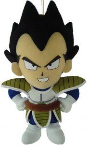 Peluche de Vegeta de 25 cm - Los mejores peluches de Vegeta de Dragon Ball Z - Peluches de Dragon Ball Z