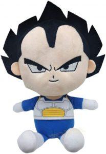 Peluche de Vegeta de 30 cm - Los mejores peluches de Vegeta de Dragon Ball Z - Peluches de Dragon Ball Z