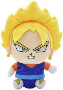 Peluche de Vegito de Dragon Ball Z de 15 cm - Los mejores peluches de Dragon Ball Z - Peluches de Dragon Ball Z