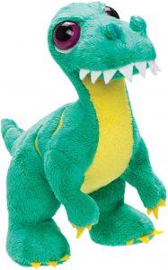 Peluche de Velociraptor de Suki Gifts de 17 cm - Los mejores peluches de Velociraptor - Peluches de dinosaurios