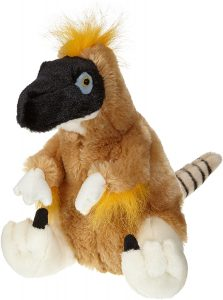 Peluche de Velociraptor de Wild Republic de 30 cm - Los mejores peluches de Velociraptor - Peluches de dinosaurios