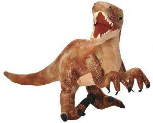 Peluche de Velociraptor de Wild Republic de 44 cm - Los mejores peluches de Velociraptor - Peluches de dinosaurios