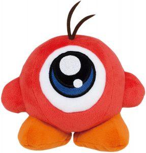 Peluche de Waddle Doo de 14 cm de Nintendo - Los mejores peluches de Kirby - Peluches de personaje de Kirby