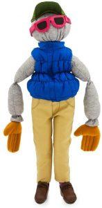 Peluche de Wilden Lightfoot de Onward de 40 cm - Los mejores peluches de Onward - Peluches de Disney