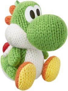 Peluche de Yoshi verde de 10 cm de Mario Bros de Nintendo - Los mejores peluches de Yoshi - Peluches de personajes del dinosaurio Yoshi