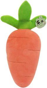 Peluche de Zanahoria de 25 cm 2 - Los mejores peluches de zanahorias - Peluches de frutas y verduras