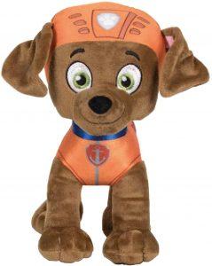 Peluche de Zuma de la Patrulla Canina de 21 cm - Los mejores peluches de la Patrulla Canina - Peluches de la Patrulla Canina