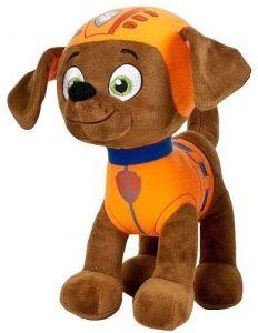 Peluche de Zuma de la Patrulla Canina de 28 cm 2 - Los mejores peluches de la Patrulla Canina - Peluches de la Patrulla Canina