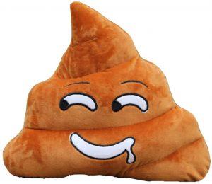 Peluche de emoticono de mierda de 23 cm - Los mejores peluches de emojis - emoticonos - Peluches de emojis